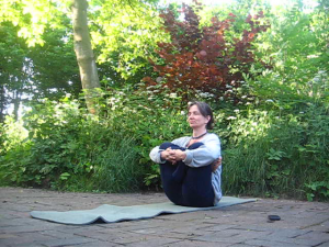 Mahashakti beim Yoga