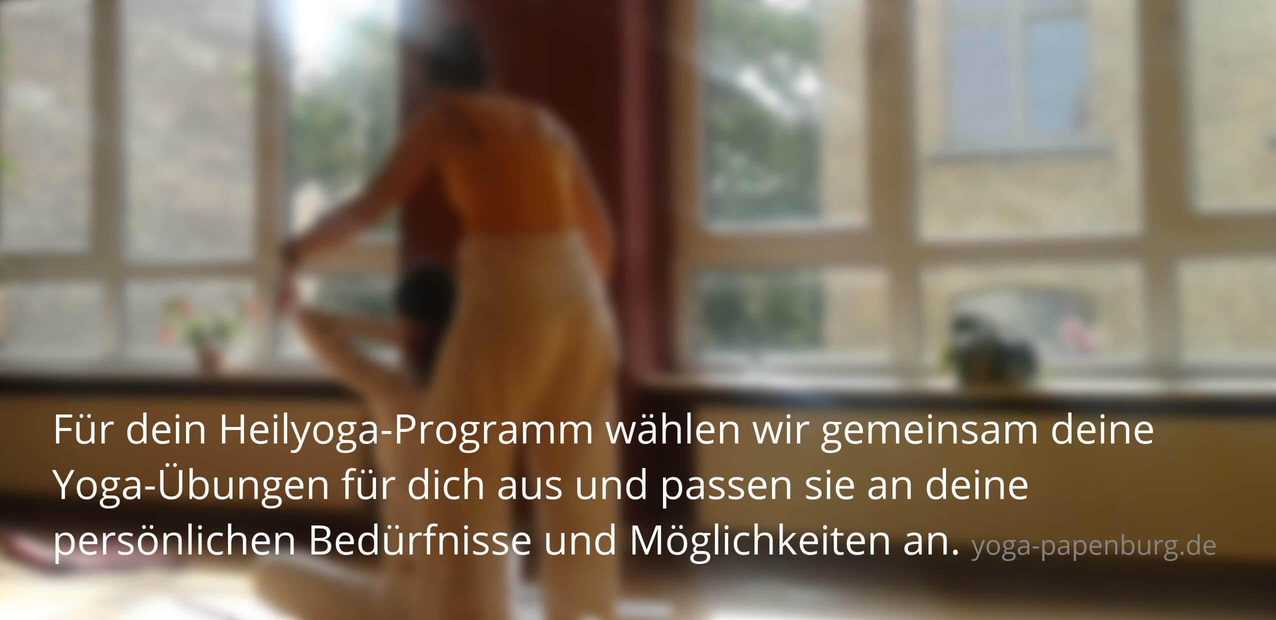 Yoga Beratung in Papenburg