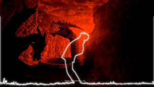 Helden-Yoga - Stehendes Kamel