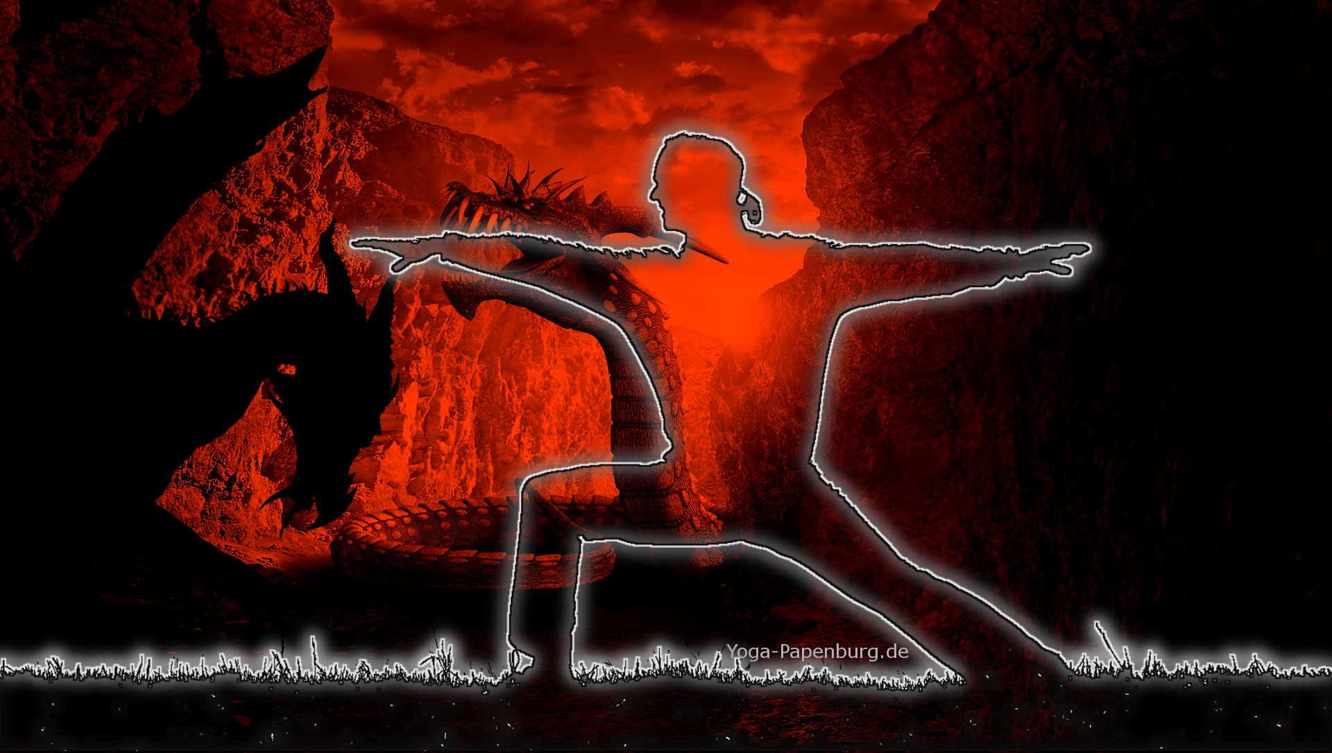 Helden Yoga - Grundheld - Held 1