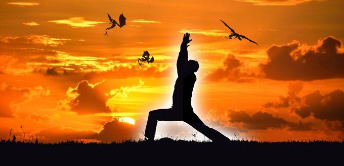Erkältung vorbeugen mit Yoga