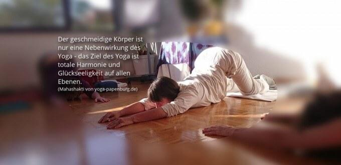 Yoga Kurse in Papenburg