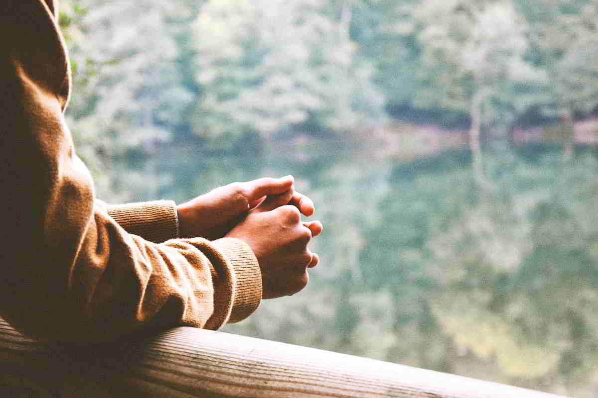 Stress und Achtsamkeit in der Yoga-Gruppe lernen