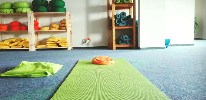 Tiefe Entspannung im Yoga-Kurs in Papenburg