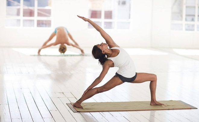 Yoga-Kurs Nachmittags