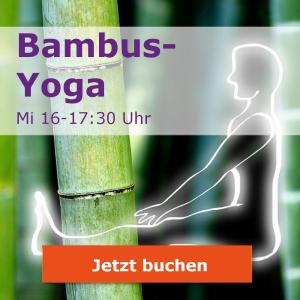 Bambus-Yoga-Kurs Mittwochs 16-17:30