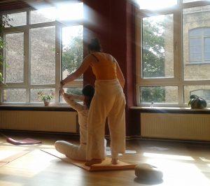 Yoga-Einzelberatung