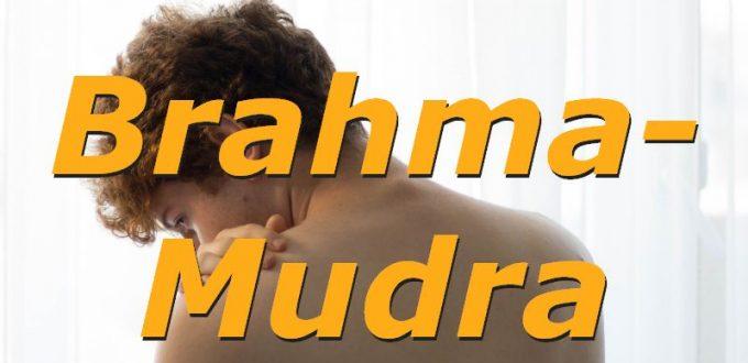 Beste-Übung-Schulter-Nacken-Brahma-Mudra