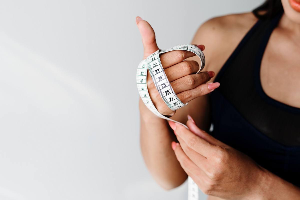 Bauch weg flacher Bauch ohne Diät