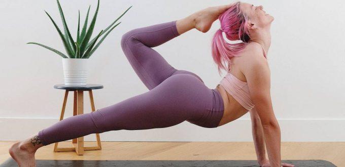 Mit Yoga-Übungen die Lebensenergie wecken