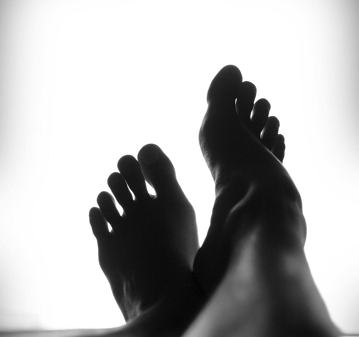 Fuß-Übungen für glückliche Füße
