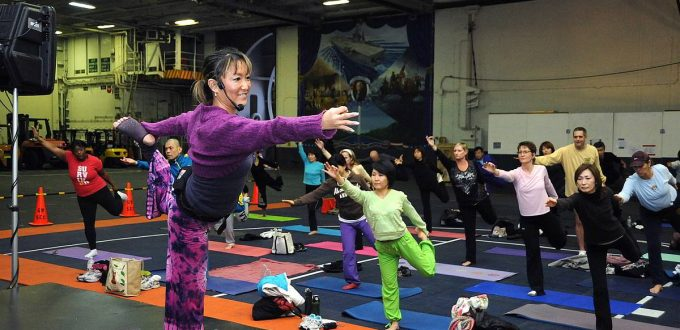 Yoga als Team-Event für Firmen