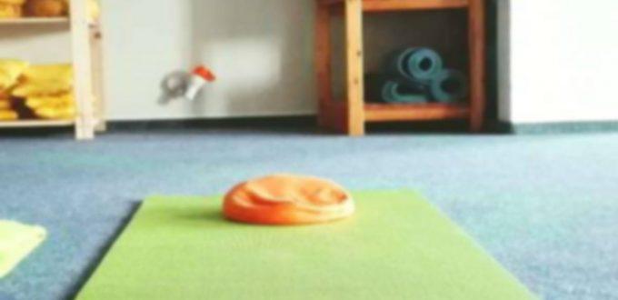 Yoga-Stunden für Schulter und Nacken