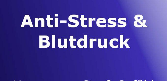 Anti-Stress und Blutdruck Yoga